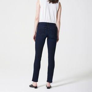 AG Prima Mid-Rise Cigarette Size 28 Jeans